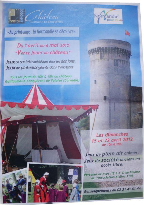 La Normandie se découvre 2012