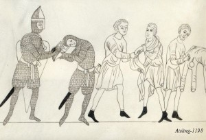 Encre sur parchemin, Ysaurianne, Aisling-1198