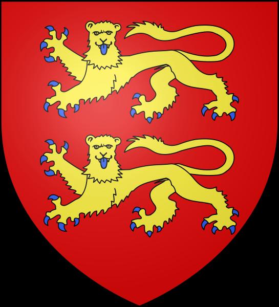 545px-Blason_duche_fr_Normandie