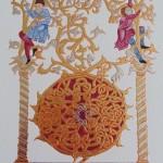 Sacramentaire de Fleury, IXe s. par Tanael.
